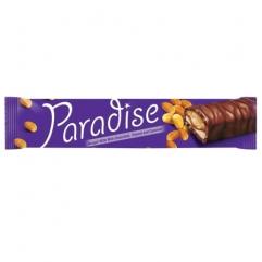 PARADISE baton cu caramel si nugat si alune 22gr
