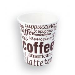 CUPS CAPPUCCINO 8oz