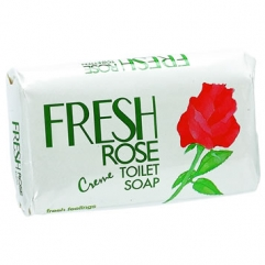 DALAN fresh rose toilet soap 75gr