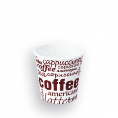CUPS CAPPUCCINO 4oz