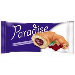 PARADISE croissant cu crema de visine 50gr