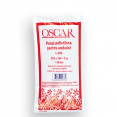 OSCAR LDPE BAGS 2kg
