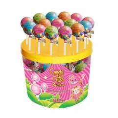 CANDY CRUSH gum lollipop 16gr