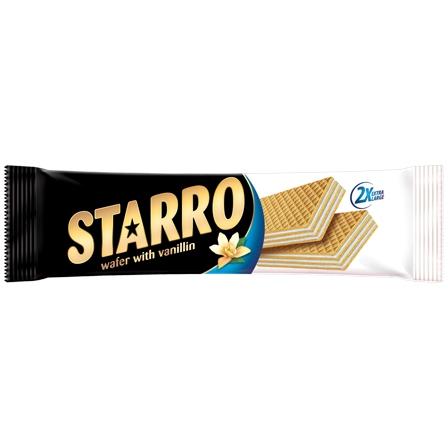 STARRO  wafer with vanilla cream 70gr