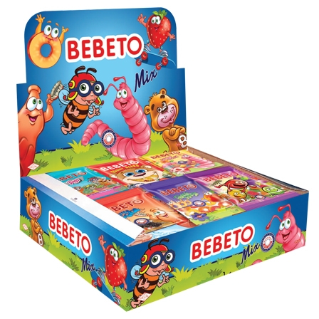 Bebeto Mix 18gr