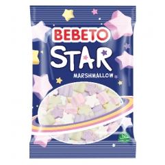 BEBETO STAR MARSHAMALLOW (cu suport pt agatat) 30gr